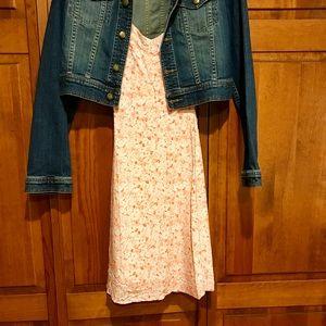 GAP floral dress NWT